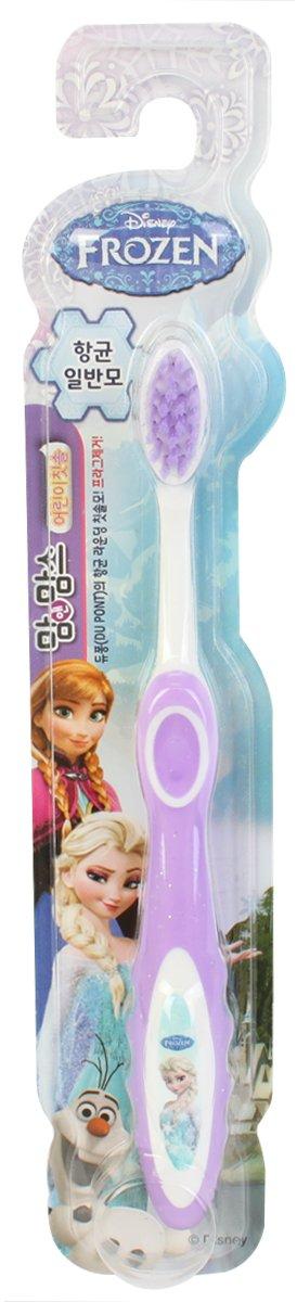 Anna Elsa de Frozen para niña para cepillos de dientes (morado): Amazon.es: Hogar