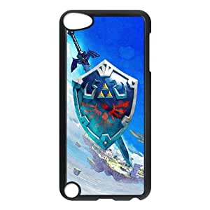 Ipod Touch 5 Phone Case The Legend of Zelda W9F35586