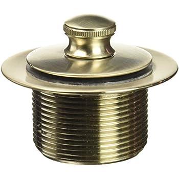 Watco 58305 Bn Lift Amp Turn Closure Tub Brushed Nickel