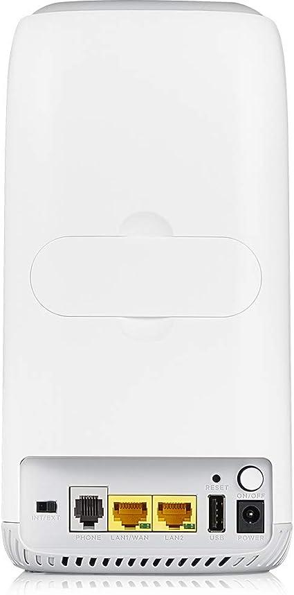Zyxel Router wifi para interiores LTE-A 4G Comparta wifi de ...
