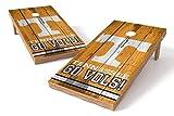 PROLINE NCAA College 2' x 4' Tennessee Volunteers Cornhole Board Set - Vintage