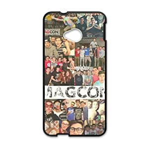 Magcon people gather picture Cell Phone Case for HTC One M7