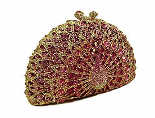 Chief femme petit Chirrupy rose Pochette Violet pour violet Ad67Pqx