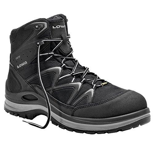Elten 2062097 - Zapatos de seguridad trabajan innox iowa mediados gtx s3 gris talla 36