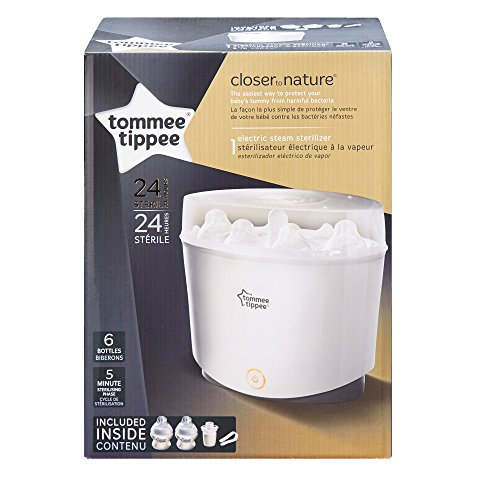 Tommee Tippee Electric Steam Sterilizer by Tommee Tippee (Image #2)
