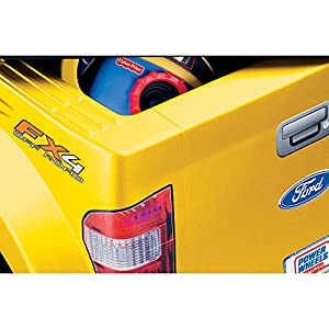 Fisher-Price-Power-Wheels-Lil-Ford-F-150-6-Volt-Battery-Powered-Ride-On-Yellow