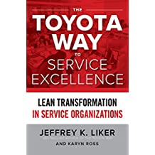 Amazon production operations kindle store the toyota way to service excellence lean transformation in service organizations fandeluxe Gallery
