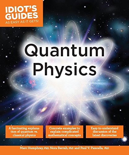 Quantum Physics (Idiot's Guides)