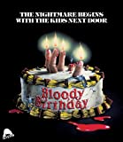 BLOODY BIRTHDAY [Blu-ray] [Import]
