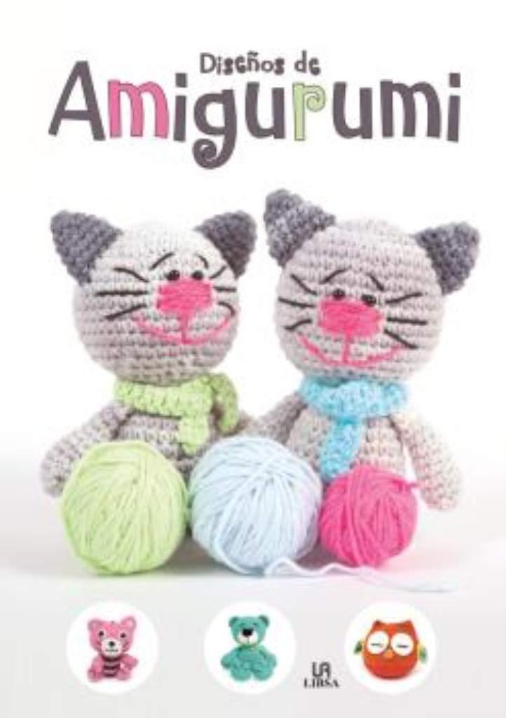 Diseños de Amigurumi (Crear y Tejer): Amazon.es: Equipo Editorial ...