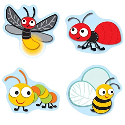 "Buggy"" for Bugs Stickers: Carson-Dellosa Publishing: Office Products,"
