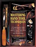 Mastering Hand Tool Techniques, Alan Bridgewater and Gill Bridgewater, 1616085134