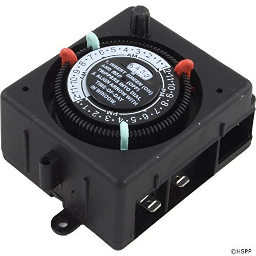 Intermatic PB913N84 Pool Timer Mechanical Panel Mount Device -125V by Intermatic