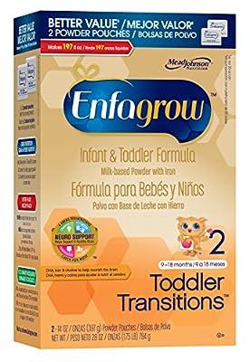 Enfagrow Toddler Transitions Infant and Toddler Formula - 28 oz Powder Box from Enfagrow