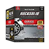 Rust-Oleum Rocksolid Garage Floor Coating Kit, Gray 60003