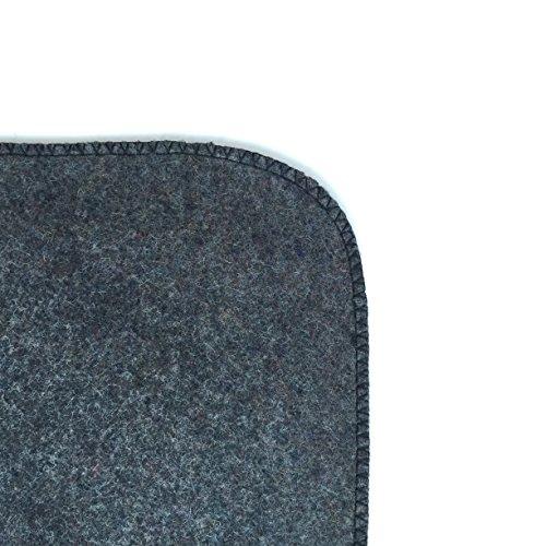 Ektos 90 Wool Blanket Grey Warm Amp Heavy 4 4 Lbs Large
