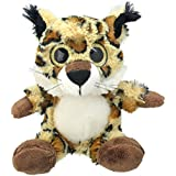 Wild Planet - All About Nature - K7860 - Peluche - Lynx - 15 Cm