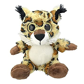Wild Planet - All About Nature - Lince de peluche (3x15x3 cm) (K7860