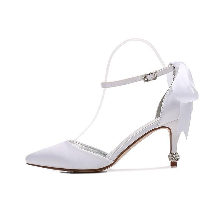 Duoai High Zapatos Los Heel De Puntabandatemperamentozapatos wwAHO
