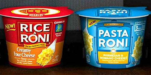 rice-a-roni-and-pasta-roni-single-serve-cups-cheese-lovers-6-pack-free-pack-of-heavy-duty-plastic-ut