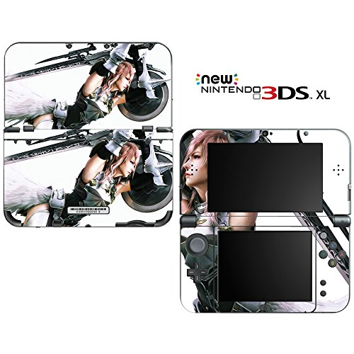 FF Lightning Decorative Video Game Decal Skin Sticker Cover