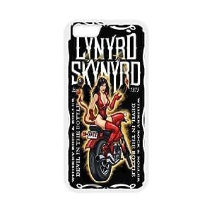 iPhone6s Plus 5.5 inch Phone Case White LYNYRD SKYNYRD BVGJ8787359