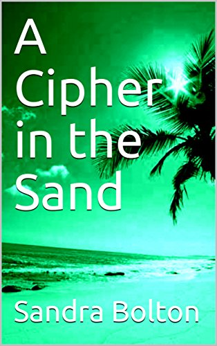 book cover of A Cipher in the Sand
