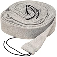 30ft Knitted Vacuum Fabric Hose Cover, Stretch