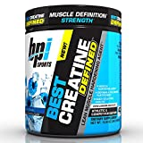 BPI Sports Best Creatine Defined Lean Muscle Hardening Agent, Blue Crush, 10.58 Ounce