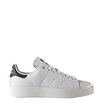 adidas Schuh Stan Smith white/white/black 9W86EDB