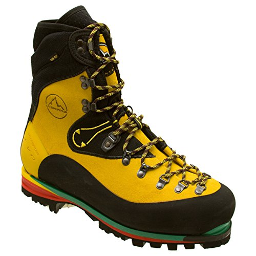 La Sportiva Men's Nepal EVO GTX Boot,Yellow,42 (US Men's 9) D US by La Sportiva