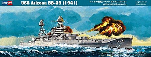 Hobby Boss HY86501 USS Arizona BB-39 Boat Model Building Kit