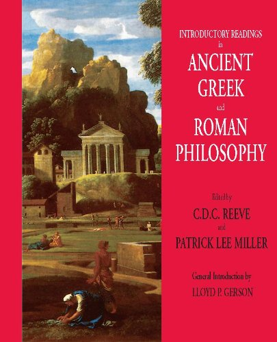 Ancient Political Philosophy (Stanford Encyclopedia of Philosophy)