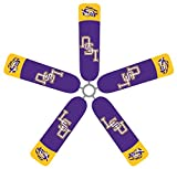 Fan Blade Designs Louisiana State Ceiling Fan Blade Covers