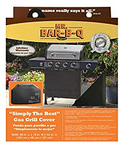Amazon Com Mr Bar B Q 07008xef Platinum Prestige Medium