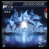 Donic Rubber Bluefire M2, 2.00 mm red and black