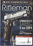img - for American Rifleman June 2016: Inside the Modern Rifle Bullet, Srpingfield's 99mm EMP4 and other articles book / textbook / text book