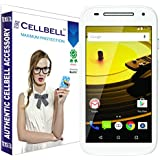 bagtag Cellbell Tempered Glass for Moto E2 2nd Generation-Bronze Edition