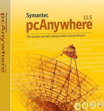 pcanywhere 12.5
