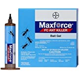 Maxforce Ant Bait Gel-Ant Poison,Ant Pest Control Products, Kill Ant,  4 tubes of 27 gram, Total 108 gram