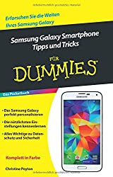 Samsung Galaxy Smartphone Tipps und Tricks für Dummies (Fur Dummies)
