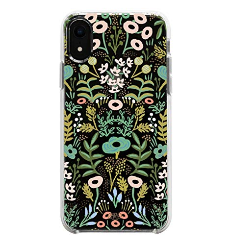 Rifle Paper Co. Phone Case Compatible with iPhone XR - Clear Tapestry