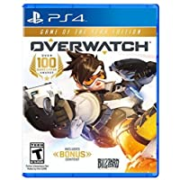 Overwatch Game of the Year Edition PS4 Deals