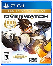 Overwatch - Game of the Year Edition     - Amazon com