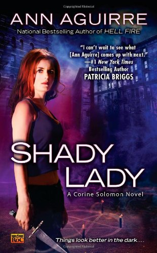 book cover of Shady Lady