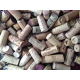 Premium Recycled Corks, Natural Wine Corks From Around the US - 50 Count