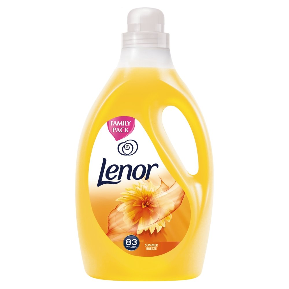 Lenor Summer Fabric Conditioner, 2.9 Litres Procter & Gamble null