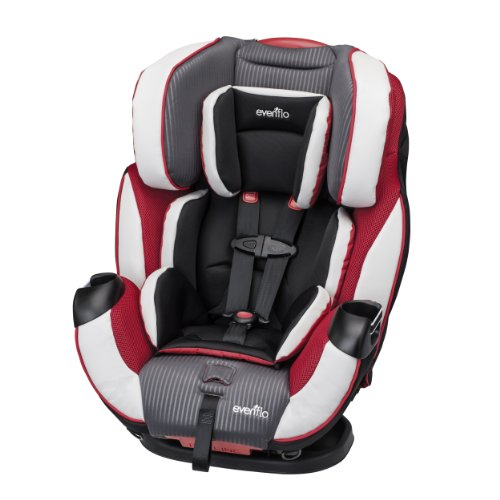 Evenflo Symphony Elite Car Seat Review