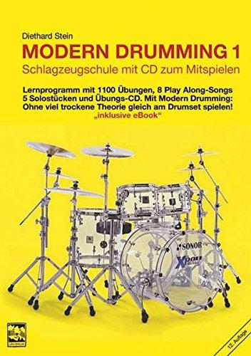 Price comparison product image Modern Drumming I. Mit CD.