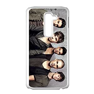 LG G2 Cell Phone Case White The Wanted D2308058